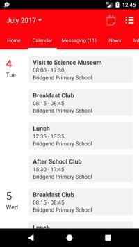 Bridgend Primary School apk screenshot