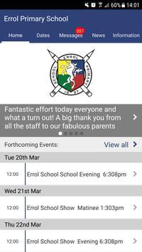Errol Primary School poster