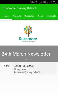 Rushmore Primary School poster