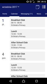 St Bride's Primary School apk screenshot