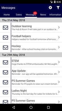 St Mary's Primary School Hamilton screenshot 2