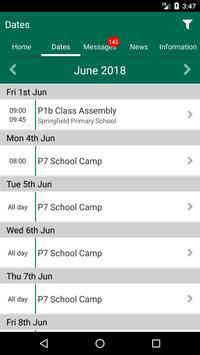 Springfield Primary School screenshot 1
