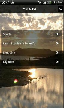 Tenerife Vacation Guide apk screenshot