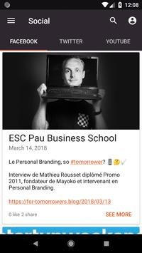 ESC PAU BUSINESS SCHOOL captura de pantalla 1