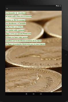Atraer el dinero afirmaciones screenshot 4