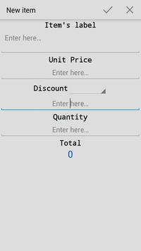 ShopCart apk screenshot