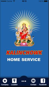 KHS (Kalinchowk Home Services) poster