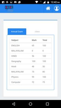 Sabarigiri International School Trivandrum apk screenshot