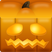 Torch Craft. Flashlight icon
