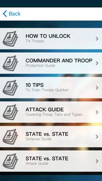 Guide for Mobile Strike screenshot 11