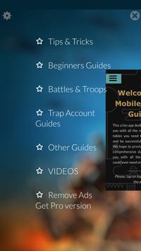 Guide for Mobile Strike screenshot 5