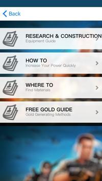 Guide for Mobile Strike screenshot 6