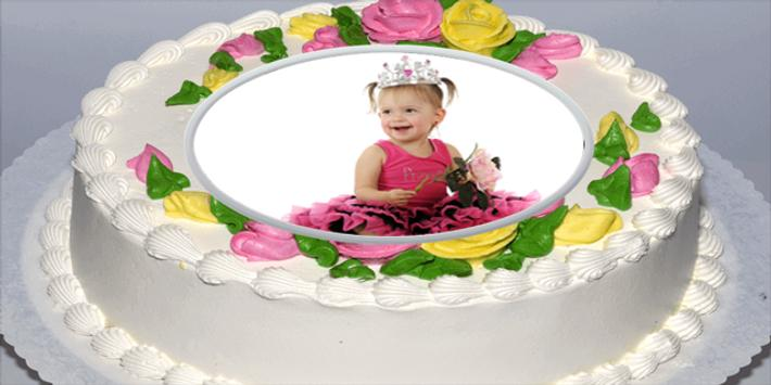 Cake Photo Frame screenshot 3
