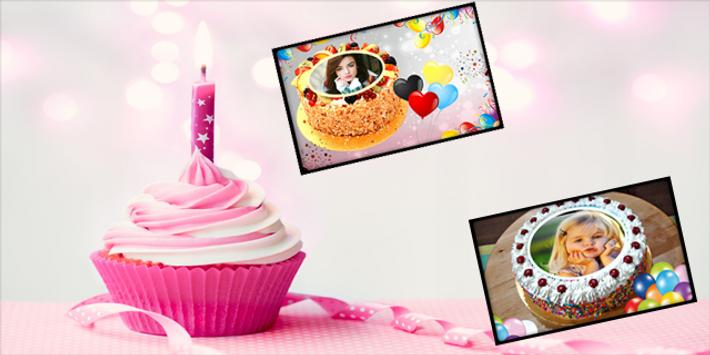 Cake Photo Frame screenshot 4