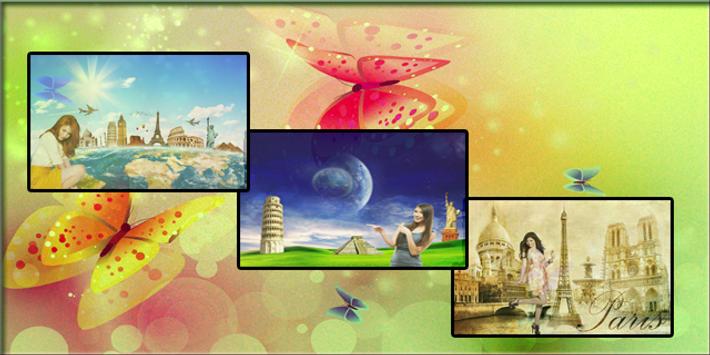 Seven Wonder Photo Frame screenshot 3