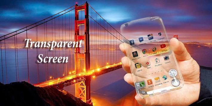 Transparent Screen apk screenshot