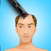 Real Razor- Hair Trimmer Prank icon
