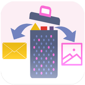 Smart Recover - Photos & messages icon