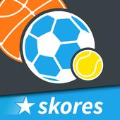 Skores - Live Soccer Scores icon