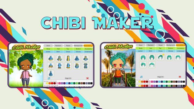 Chibi Maker screenshot 2