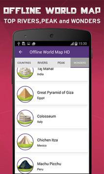 Offline world map hd 3d maps street veiw apk download free offline world map hd 3d maps street veiw apk screenshot gumiabroncs Images