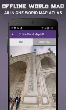 Offline world map hd 3d maps street veiw apk download free offline world map hd 3d maps street veiw apk screenshot gumiabroncs Choice Image