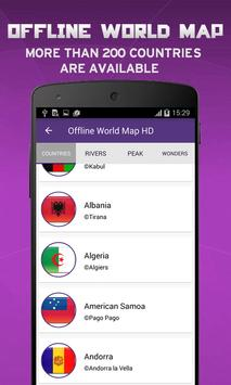 Offline world map hd 3d maps street veiw apk download free offline world map hd 3d maps street veiw apk screenshot gumiabroncs Gallery