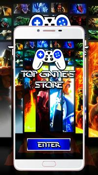 Games Store : Top Simulation Games, Action Racing poster