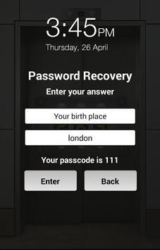 Elevator Door Lock Screen screenshot 12