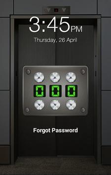 Elevator Door Lock Screen screenshot 1