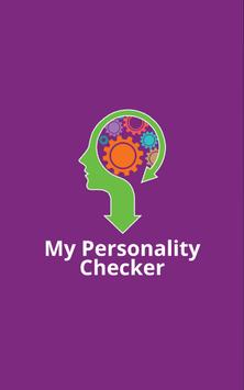 Your Personality Checker poster