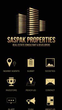Saspak Properties poster