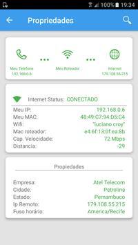 Meu WiFi Protegido screenshot 1