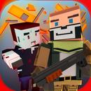 APK Block Shooting 3D: Zombie Wars Online (Survival)