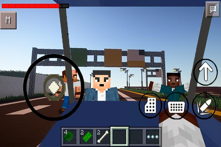 Mod GTA 5 for Minecraft for Android - APK Download