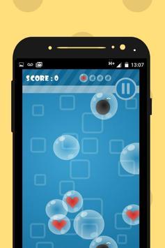 Bubble Game Free Bubble Touch screenshot 2