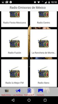 Radio Stations of Mexico Full Music online screenshot 2