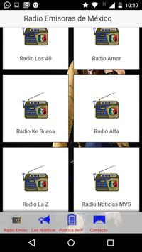 Radio Stations of Mexico Full Music online screenshot 3