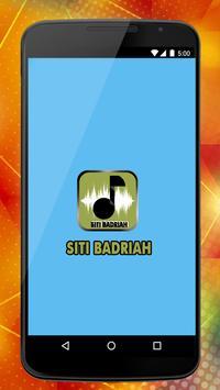 Siti Badriah Mp3 Dangdut + Lirik poster