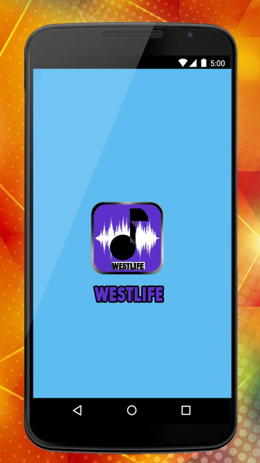 Westlife Mp3 Song & Lyric for Android - APK Download