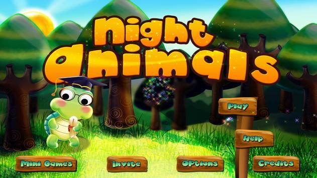 Night Animals screenshot 2
