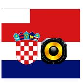 Hrvatski Radio - All Croatian Radios in One Free icon