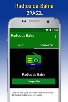 Radios da Bahia screenshot 3