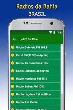 Radios da Bahia screenshot 2