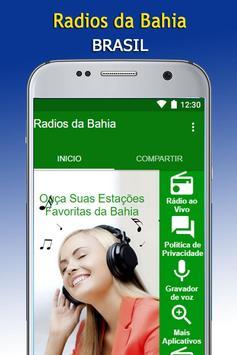 Radios da Bahia screenshot 4