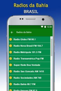 Radios da Bahia screenshot 5