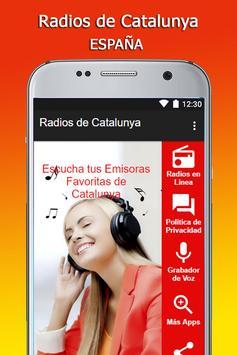 Radios de Catalunya poster