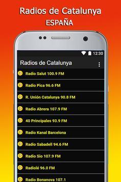 Radios de Catalunya screenshot 2