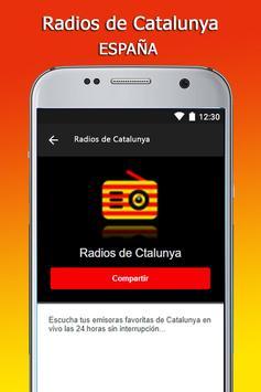Radios de Catalunya screenshot 3