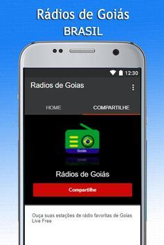 Radios de Goias screenshot 3
